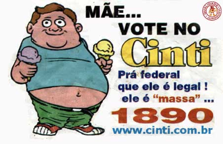 Vote no cinti