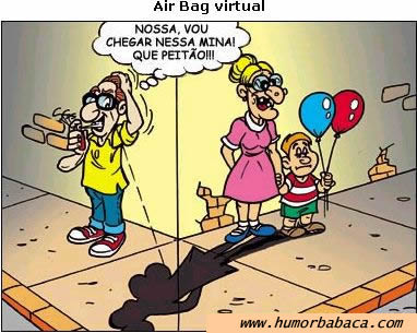 Air bag Virtual