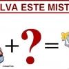 Resolva esse mistério!