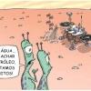 Na terra do E.T.