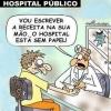 Crise no Hospital Público