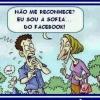 Marcou encontro pelo facebook!