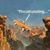 GPS fail...
