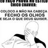 Estilo Chico Xavier!