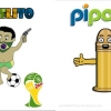 Vote no Mascote da Copa do Mundo!