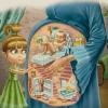 A imaginação das crianças...