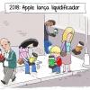 Lançamento da Apple em 2018!