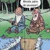 Trapaceando a pescaria...