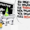 Imposto no Brasil...