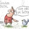 Twitter na vida real!