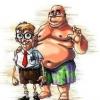 Bob Esponja e Patrick...