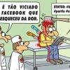 Viciado em Facebook!