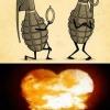 Amor explosivo!