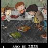 No ano de 2025...