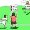 E lá vem 2014!