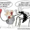Lula e a Dengue