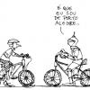 Ciclistas em porto alegre