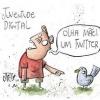 Twiter ao vivo!