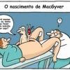 Nascimento de Macgyver