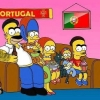 Simpsons em Portugal!