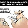E como se chamará a bola da Copa no Brasil?