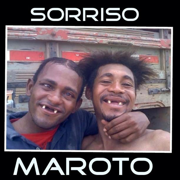 Sorriso Maroto Humorbabacacom