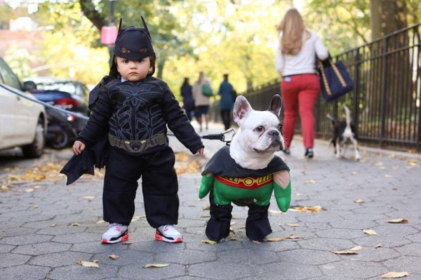 Batman e Robin...