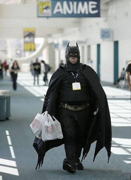 Batman aposentado