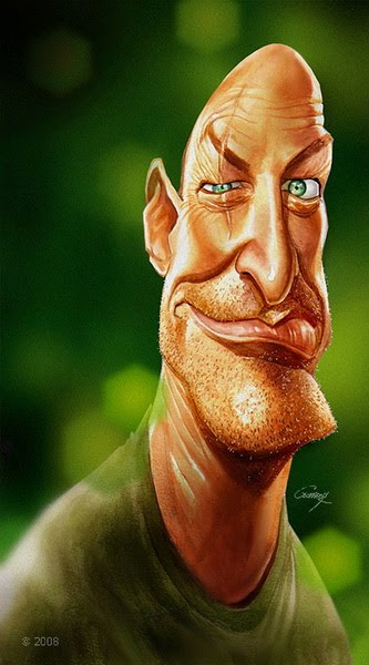John Locke do Lost (Terry  Quinn)