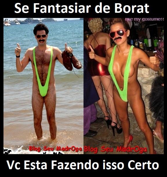 Fantasia Borat