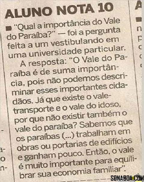 Vale Paraíba