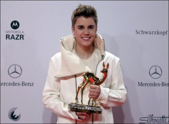 Prêmio Bambi do ano