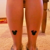 Tatuagem interessante...