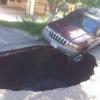 A sua rua tem buraco?