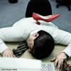 Stress feminino no trabalho...