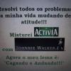 Activia + Johnnie Walker