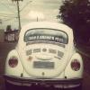 Que andar de carro velho amor...