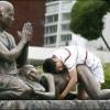 Se essa estátua falasse...