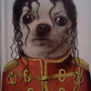 O cachorro do Michael Jackson!