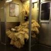 Susto no metrô...