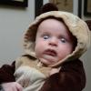 Bebê em pânico!
