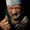 Sou marinheiro Popeye!