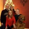Retrato de uma família feliz...
