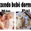 A diferença entre papai e mamãe...
