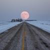 Estrada para lua...