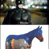 E se outras celebridades fizessem o Batman...