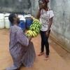 Pedido de casamento...