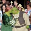 Shrek e Fiona...