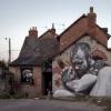 Belíssima arte de rua!