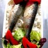 Sapatinhos de sardinha
